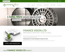 Finance Web development